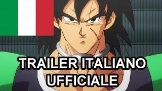 Dragon Ball Super Broly trailer Italiano ufficiale