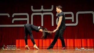 Simone y Serena [Calypso] @ Dancin Bachata Fusion Festival 2018
