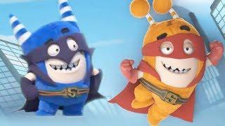 Oddbods Full Episode Compilation | Super Zeroes | Oddbods Show Cartoons For Children