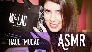 ASMR ita - Haul MULAC ???? (Milano Temporary Store) · Whispering