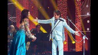 Roberto Carlos afirma que tem vontade de gravar um disco com Zizi Possi em italiano