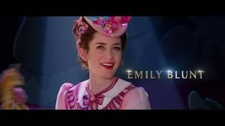 Il Ritorno di Mary Poppins - Trailer Italiano Ufficiale | HD