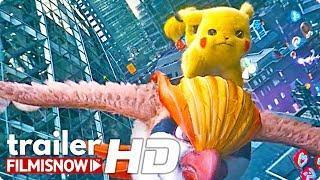 "POKÉMON Detective Pikachu ""Destiny"" Trailer (2019) | Ryan Reynolds Movie"