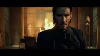Meghan Bayers John Wick movie trailer