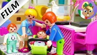 Playmobil film italiano|Sorellina per Julia, Emma & Anna-dividere la stanza| famiglia Vogel