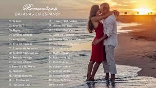 Las 40 Mejores Canciones Baladas Romanticas - Grandes Exitos Baladas en Español