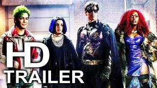 TITANS Trailer #3 NEW (2018) DC Superhero Netflix Series HD
