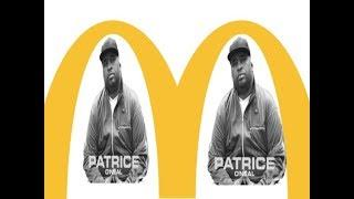 Patrice O'Neal meets a loyal McDonald's worker