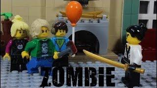 Lego Stop Motion | Lego Zombie Man Of Honor Episode 4 Stop Motion Animation