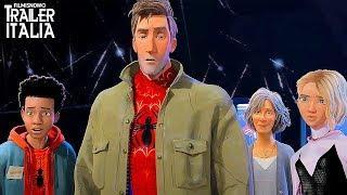 SPIDER-MAN: UN NUOVO UNIVERSO   Clip 'Altri Spider-Men' dal Film d'Animazione
