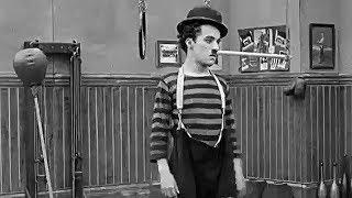 Charlie Chaplin The Champion 1915 Full Film HD