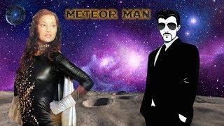 DEE D. JACKSON - METEOR MAN (Space Disco Remix 2018) Official Music Video