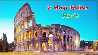 "Música ITALIANA instrumental || 2 Hour Peaceful Music, Relaxing Music, Instrumental Music, ""Italy"""