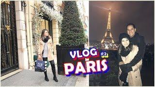VLOG COMPRAS BLACK FRIDAY EM PARIS, Champs-Élysées, TOPO TORRE EIFFEL... | PALOMA SOARES
