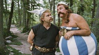 Asterix alle Olimpiadi con Gerard Depardieu (2008) Film completo in italiano