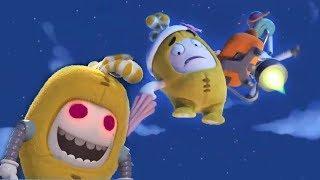 Oddbods Full Episode Compilation | Strictly No Dancing | Oddbods Show Cartoons For Children