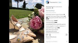 Daniele Bossari e Filippa Lagerback oggi sposi, il matrimonio dopo 17 anni d'amore: tutti i dettagli
