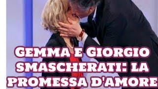 Uomini e donne, Gemma e Giorgio smascherati: la promessa d'amore | Wind Zuiden
