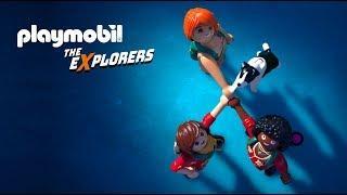 PLAYMOBIL The Explorers - Dino - Il Film (Italiano)