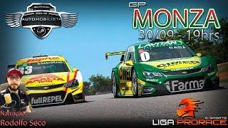 AUTOMOBILISTA STOCK CAR  2018  | AUTODROMO DE MONZA ITALIA | SIM RACING AUTOMOBILISTA GAMEPLAY