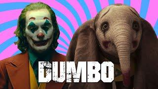"Dumbo Gets The ""Joker"" Treatment"
