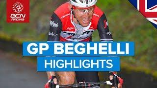 GP Bruno Beghelli 2019 Highlights | Italian Autumn Classic | GCN Racing