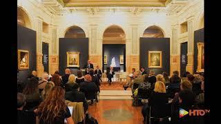 """Straordinario successo della mostra """"Romanticismo"""" - Foto Stampa - www.HTO.tv"""