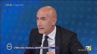 Castelvecchi: 'Se ci fosse Putin in Italia voi giornalista andreste a casa a calci'