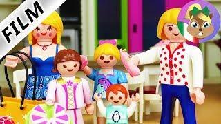 playmobil film italiano   SCHNÖSEL vs VOGEL - Tessa pianifica una vendetta  famiglia Vogel