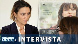 Un giorno all'improvviso:  Ciro D'Emilio e Anna Foglietta- Intervista Esclusiva