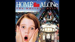 Family Movie - Home Alone 5 : The Holiday Heist (2012) - Best Comedy Movie Full HD