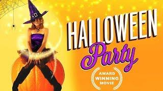 Halloween Party (Free Movie, Comedy, HD, AWARD-WINNING Film, Halloween) romantic full movie