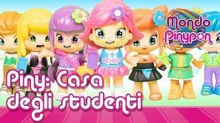 Piny Casa degli studenti! Mondo Pinypon in italiano