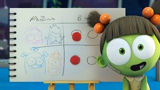 Spookiz   Play By The Rules   스푸키즈   Funny Cartoon   Kids Cartoons   Videos for Kids