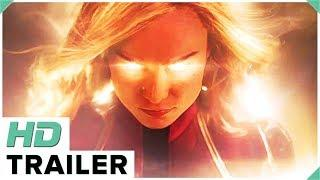 Captain Marvel – TRAILER 1 Italiano HD