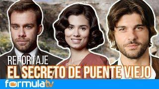 El Secreto de Puente Viejo: Los protagonistas explican las frases más difíciles
