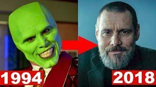 The Mask (1994) Cast: Then and Now ★ 2018