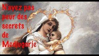 1ER JANVIER 2019 - N'AYEZ PAS PEUR DES SECRETS ... 22 PHOTOS MIRACULEUSES DE MEDJUGORJE