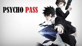 PSYCHO PASS (Anime 2012) TRAILER ITALIANO