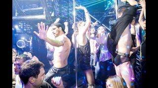 Savage Disco session at Metropolis Strip Club