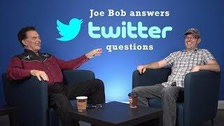 Joe Bob Briggs answers Twitter questions