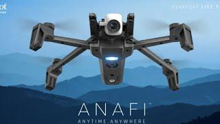 Nuovo Parrot Anafi! Prime impressioni (ITA ITALIANO)