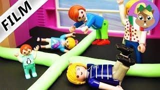 Playmobil film italiano|TRAMPOLINI in casa Vogel- cambiamento in camera| famiglia Vogel