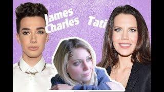 COSA STA SUCCEDENDO TRA JAMES CHARLES E TATI?????