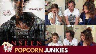 The Unseen (2018) Horror Film Official Trailer - Nadia Sawalha & Family Reaction & Review