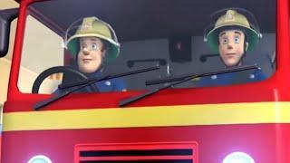 Nuovi Sam il Pompiere Italiano ????Sam mette fuori fuoco di Norman ???? film intero ???? Cartoni ani