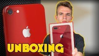 Unboxing e LA VERITÀ su iPhone 8 RED