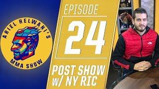 Weekend recap, UFC 231 preview with New York Ric | Ariel Helwani's MMA Post-Show: Episode 24