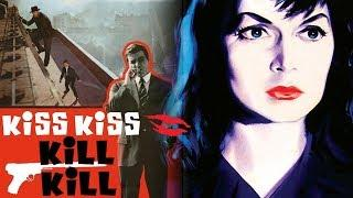 Kiss Kiss, Kill Kill | German-Italian Thriller Movie | Tony Kendall, Brad Harris
