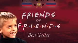 Friends Of FRIENDS: Ben Geller/Cole Sprouse